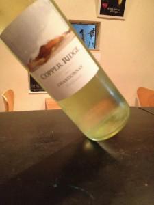 白ワイン コッパーリッジ