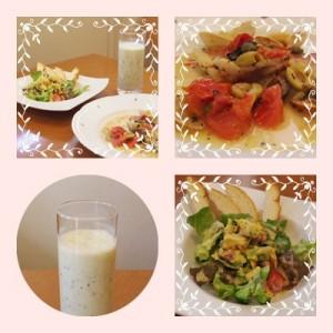料理教室2014-4