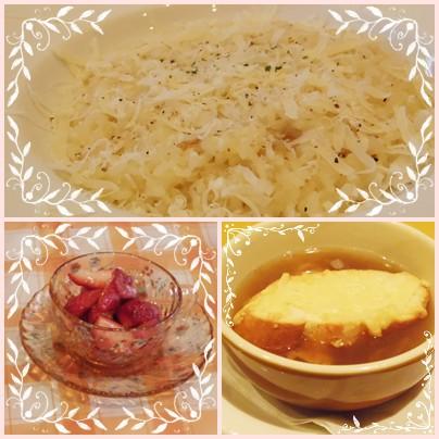 料理教室2015-3月