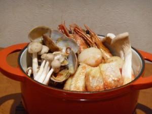 イタリアン海鮮鍋